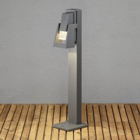 7983-370 Potenza 4w High Powered Dimmable LED Post Light in Anthracite Painted Aluminium Finish