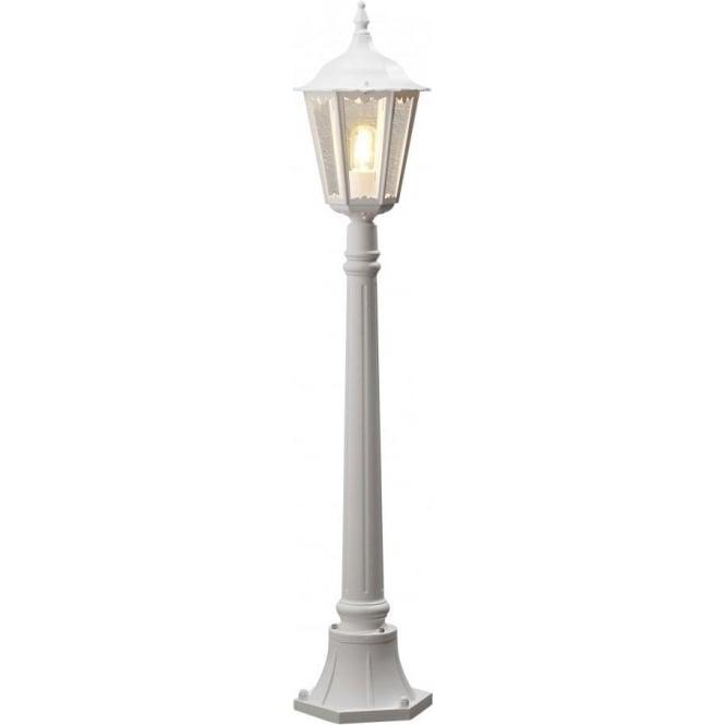 Konstsmide Firenze Single Light Outdoor Post Light In