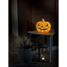 LED Illuminated Acrylic Pumpkin