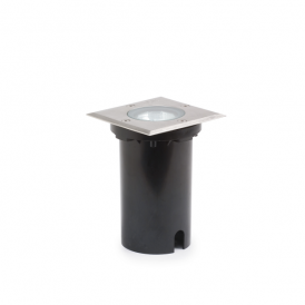 Konstsmide LED Square Drive Over Ground Spot Light