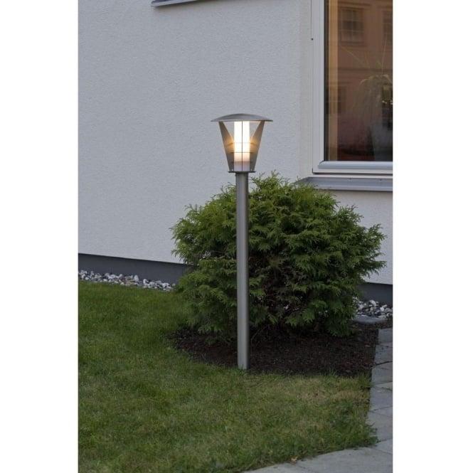 Konstsmide livorno single light low energy small lamp post livorno single light low energy small lamp post aloadofball Choice Image