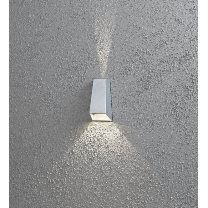 New Imola LED Outdoor Wall Light In Aluminium