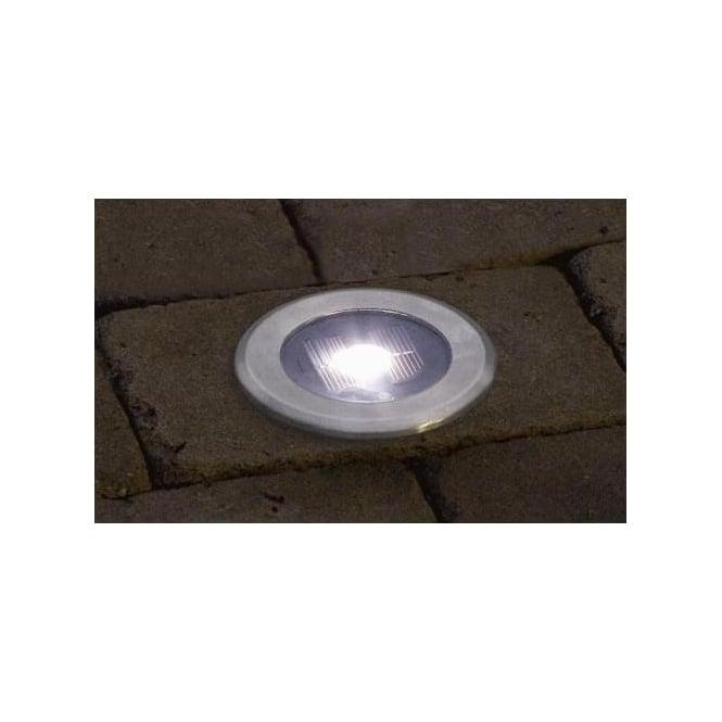 Konstsmide Single LED Battery Operated Solar Ground Outdoor Spotlight  sc 1 st  Castlegate Lights & Konstsmide Konstsmide Single LED Battery Operated Solar Ground ...