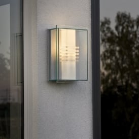 Sol Low Energy Single Light Outdoor Wall Fitting