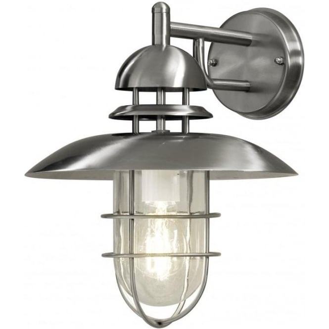 Outdoor Wall Lights Types: Konstsmide Sorrento Single Light Outdoor Wall Lantern In