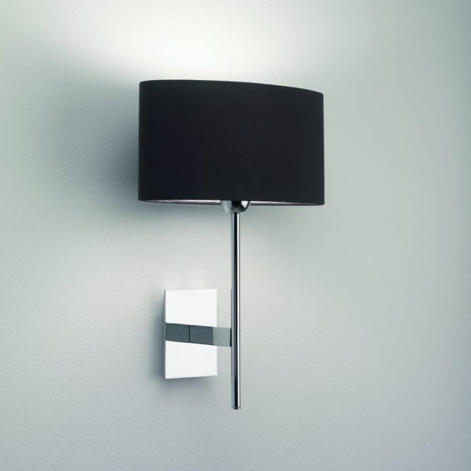 Astro Lighting Lloyd Single Light Wall Fitting In Polished Chrome Finish
