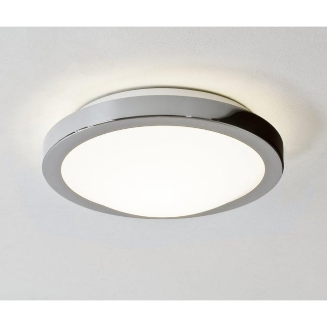 Astro Lighting Mariner Single Light Bathroom Fitting In Polished Chrome Finish
