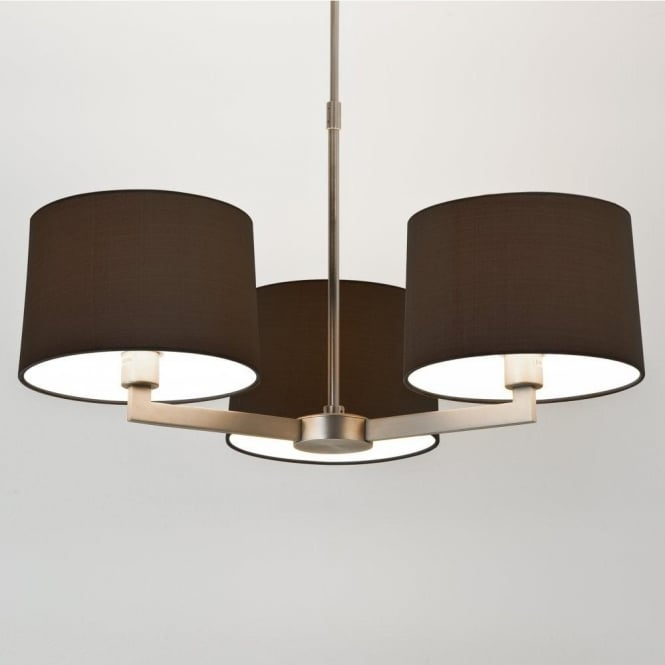 Astro Lighting Martina 3 Light Ceiling Pendant In Matt Nickel Finish