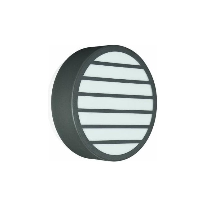 Massive Linz Single Light Low Energy Outdoor Wall Fitting in Anthracite Grey - Lighting Type ...