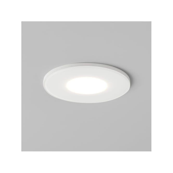 Astro Lighting Mayfair Single LED Recessed Ceiling Fitting in White