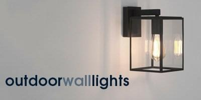 Outdoor Wall Light Dropdown