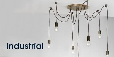 Industrial Lighting Dropdown