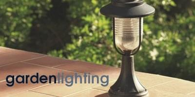 Garden Lighting Dropdown