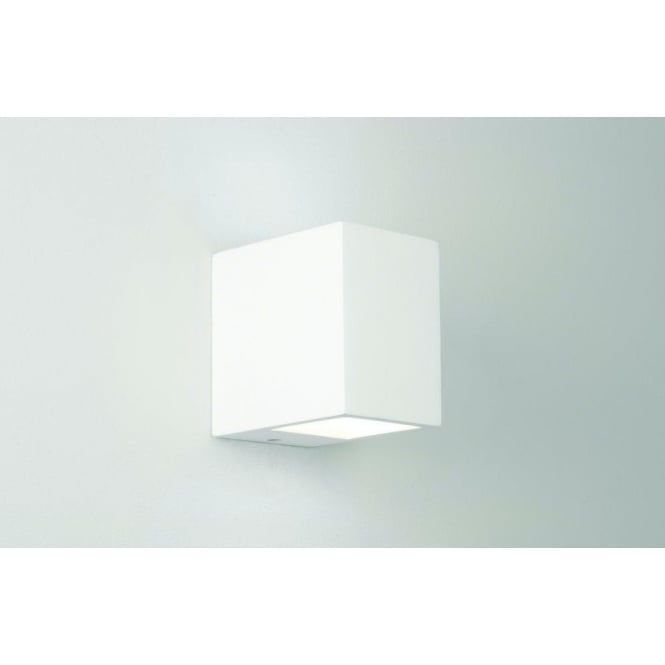 Astro Lighting Mosto Single Light Halogen Ceramic Wall Fitting