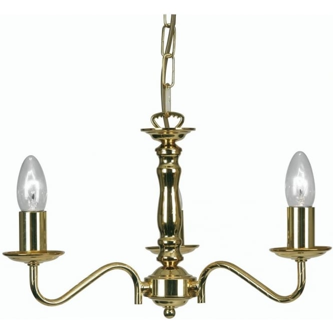 Oaks lighting nador 3 light ceiling multi arm chandelier in gold nador 3 light ceiling multi arm chandelier in gold plated finish aloadofball Image collections