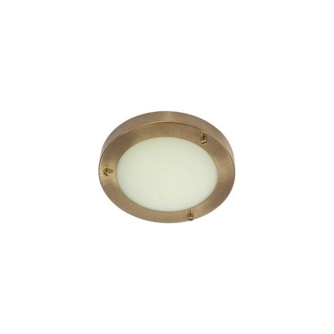 Halogen Ceiling Lights For Bathrooms: Oaks Lighting Rondo Small Bathroom Halogen Ceiling Fitting
