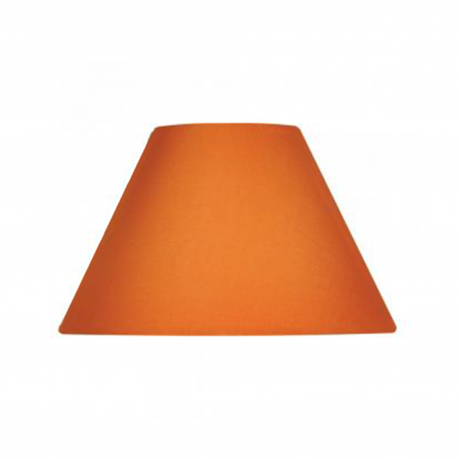 Oaks Lighting Satsuma 8 Inch Tapered Cotton Coolie Shade