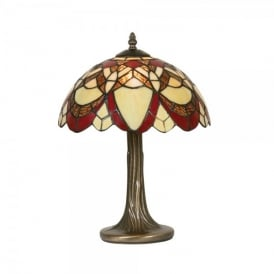 Tiffany Caius Single Light Table Lamp