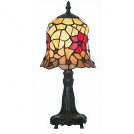 Tiffany Cordelia Single Light Table Lamp