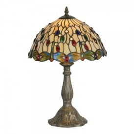 Tiffany Dragonfly II Single Light Table Lamp