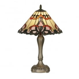 Tiffany Jayda Single Light Table Lamp