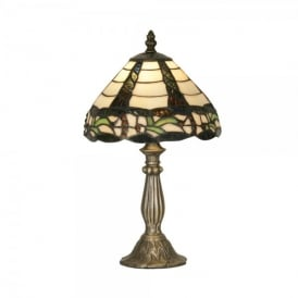 Tiffany Sawyer Single Light Table Lamp