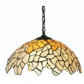 Titania Single Light Ceiling Pendant