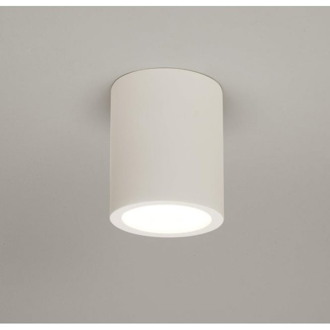 Astro Lighting Osca 140 Round Single Light Low Energy Ceramic Ceiling Fitting