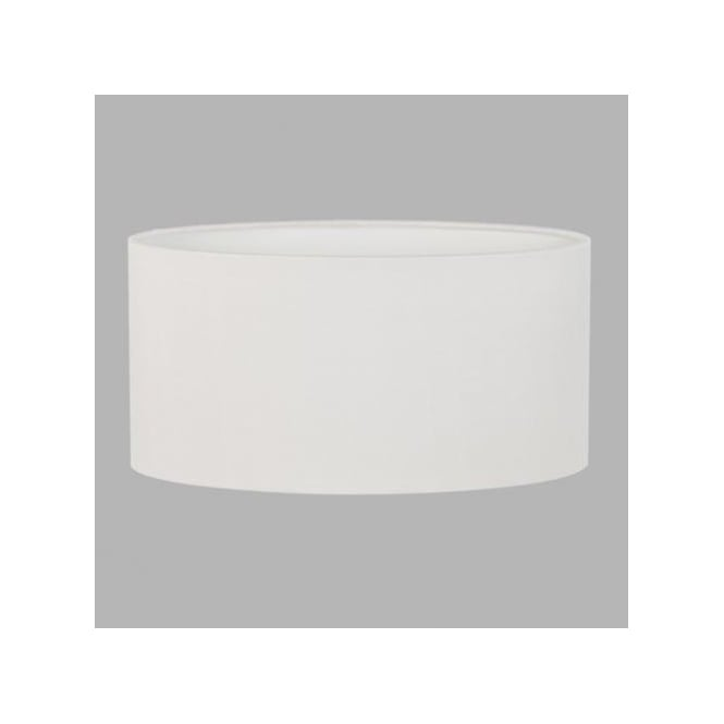 Astro Lighting Oval Shaped White Fabric Shade