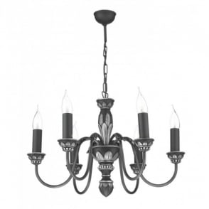 antique pewter lighting. oxford 6 light ceiling fitting in antique pewter finish lighting