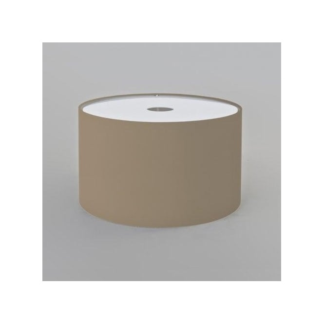 Astro Lighting Oyster Drum 250 Shade For Use With Ravello Wall Fitting And Table Lamp