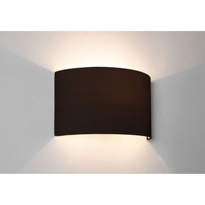 Astro Lighting Petra 180 Shade Only In Black Finish