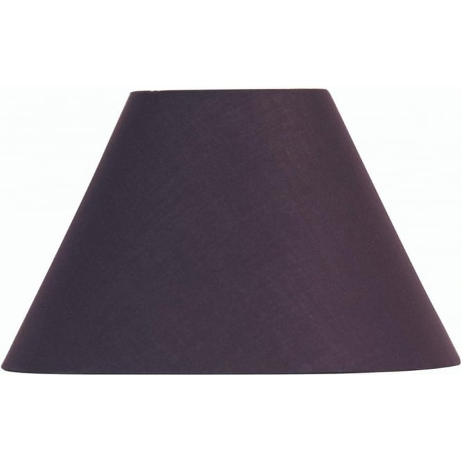 Oaks shades plum large 20 inch cotton coolie shade for 20 inch window blinds