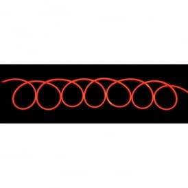 Premier Decorations 5m Double Sided Superbright Neon Flex LED In Red