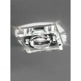 Recessed Low Voltage Crystal Bathroom Downlight