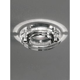 Recessed Single Light Crystal Downlighter