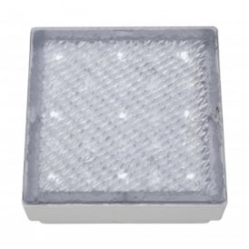 9914WH White LED Slip Resistant Floor Light
