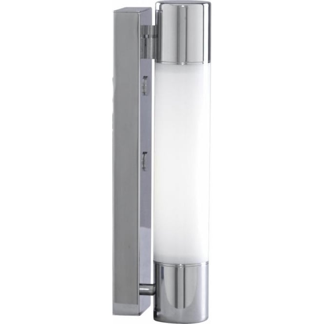 Searchlight Lighting Chrome Low Energy Bathroom Wall Light Castlegate Lights