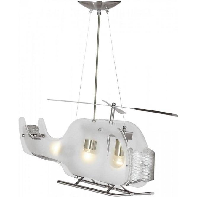 Searchlight lighting glass helicopter 3 light pendant fitting glass helicopter 3 light pendant fitting aloadofball Gallery