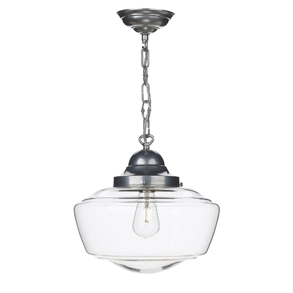 David Hunt Lighting Stowe Single Light Ceiling Pendant In