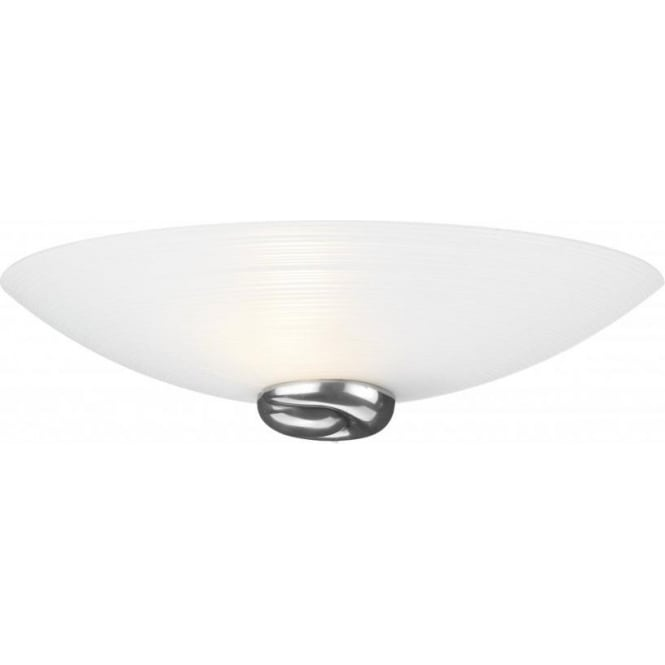 David Hunt Lighting Swirl Single Light Wall Washer with Pewter Detail and Light Glass