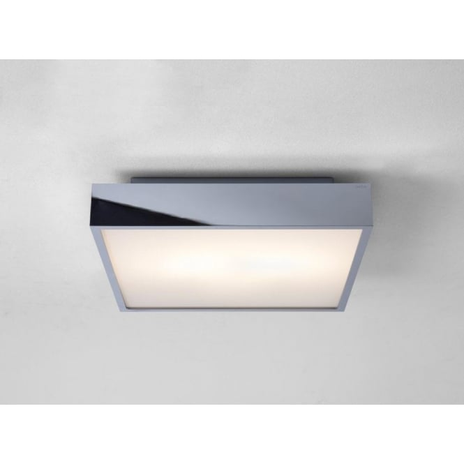 Astro Lighting Taketa 2 Light Bathroom Ceiling Fitting In Polished Chrome Finish