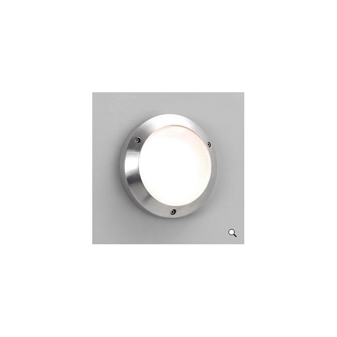 Astro Lighting Toronto 170 Single Light Halogen Outdoor Wall Fitting In Polished Aluminium Finish