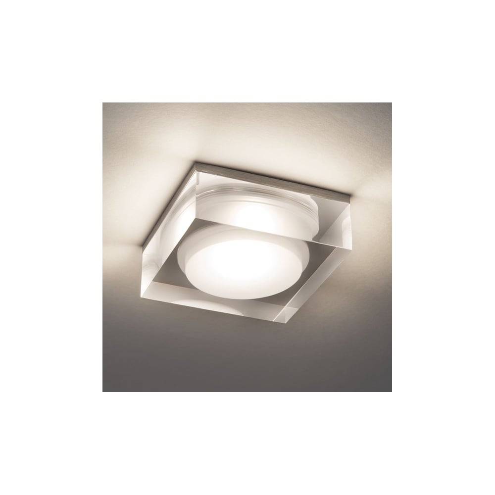 Fluorescent Light Fixtures Vancouver: Astro Lighting Vancouver 90 Single Light Recessed LED