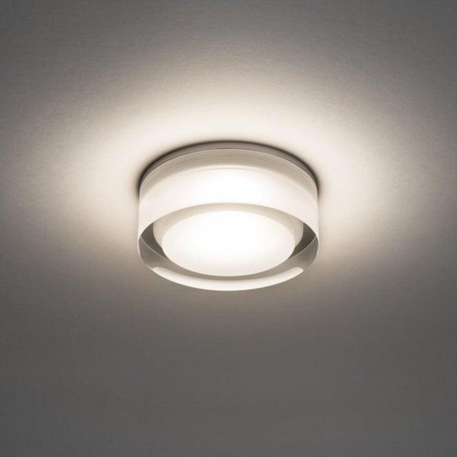 Bathroom Wall Sconces Vancouver: Astro Lighting Vancouver Single Light LED Round Bathroom