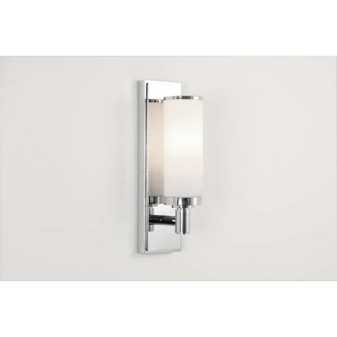 Astro Lighting Verona Single Light Bathroom Wall Fitting in Polished Chrome Finish