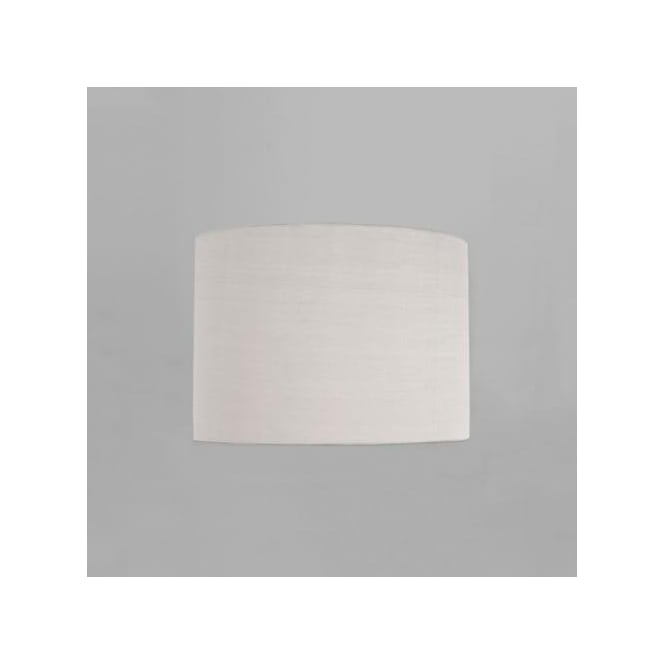 Astro Lighting White Drum Shade 200 For Ravello LED 2 Light Wall Fitting